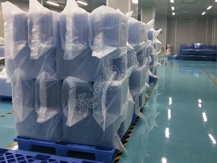 无菌医疗器械包装密封打包区域