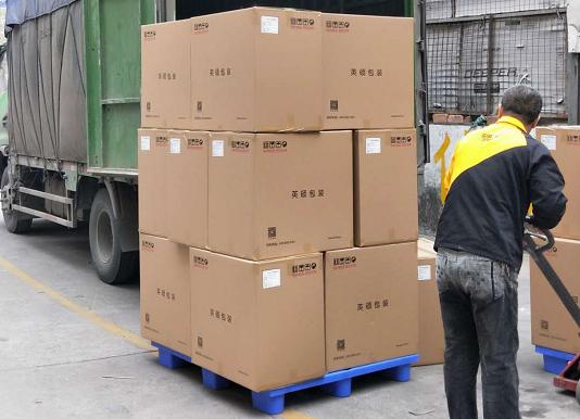 瑶瑶千里,安徽阜阳客户不再担心穿刺器吸塑盒运输问题