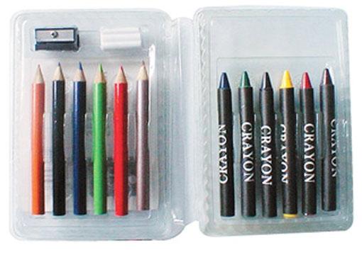 彩笔吸塑盒