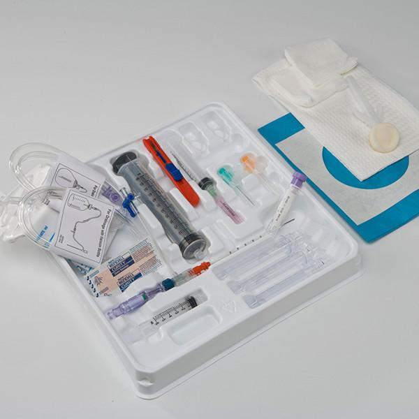 医用高分子PETG医疗器械包装盒