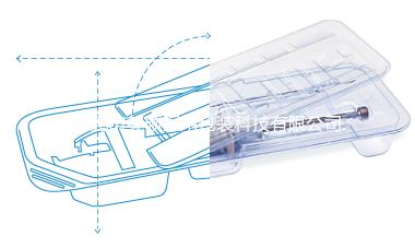 消融电刀笔吸塑盒生产厂家