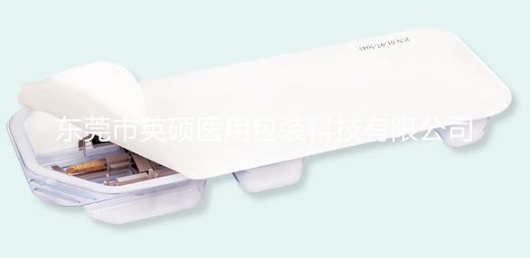 超声刀无菌硬吸塑盒